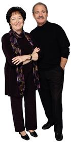 Rick Nichols and Patricia Crane